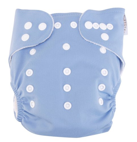 Trend Lab Cloth Diaper Blue