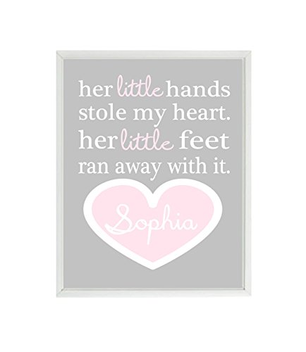 Personalized Baby Wall Art - 5