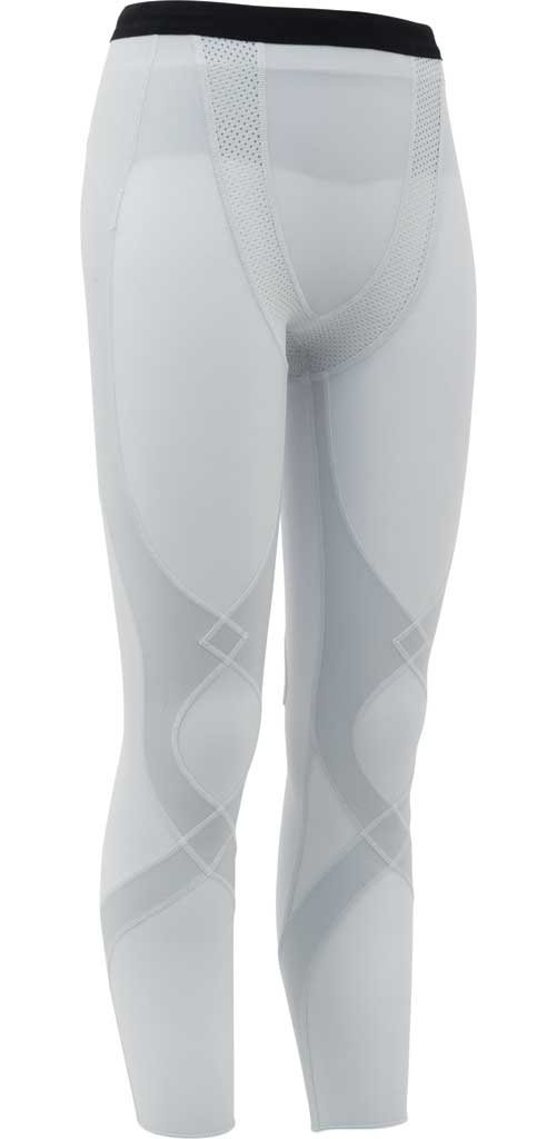 CW-X Stabilyx Mesh Under Tights, Light Grey, Large by CW-X (Image #1)