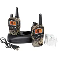 Midland T75VP3 X-Talker 36 Channel GMRS Radio up to 38 Mile Range with Weather Alert and 121 Codes in Camo Case