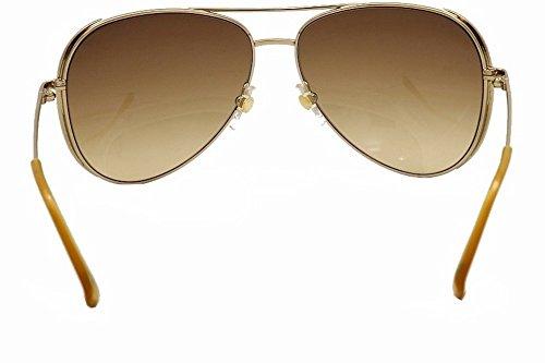 721b960ef4a7 Michael Kors Sadie Crystal Aviators - M2062S (Gold) - Buy Online in ...