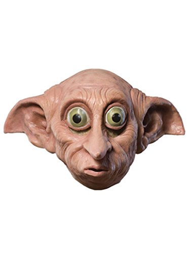Harry Potter Dobby 3/4 Vinyl Child's Mask -