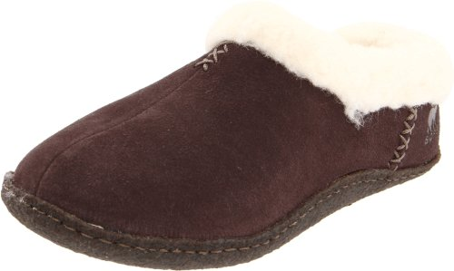 Sorel Women's Nakiska Slipper, Hawk, 8 M