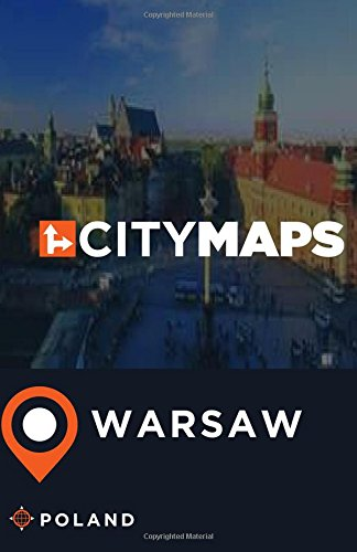 City Maps Warsaw Poland