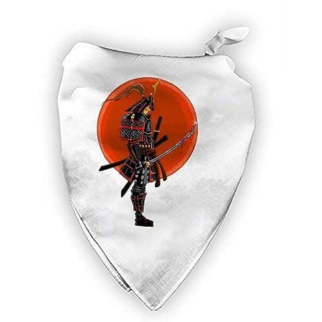 Amazon.com: Bandana japonesa con espada sangrienta, diseño ...