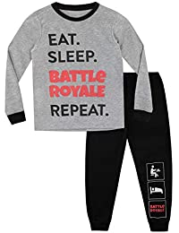 Battle Royale Boys Gaming Pajamas