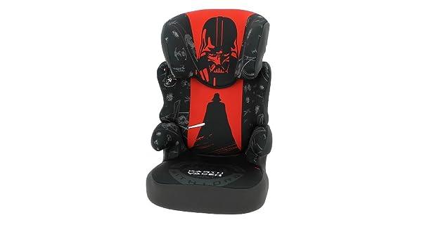 mycarsit asiento elevador con respaldo Star Wars, Grupo 2/3 (de 15 a 36 kg), diseño de Darth Vader: Amazon.es: Bebé