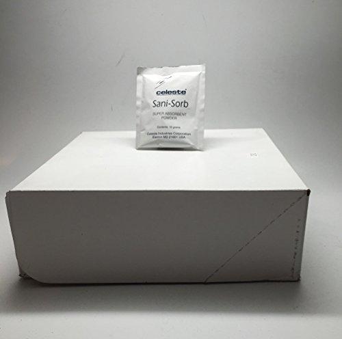 Celeste - Sani-Sorb Powder Absorbent Pack - 50/box by Celeste