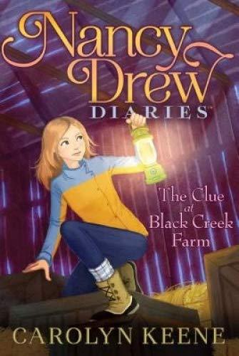 Read Online The Clue at Black Creek Farm ebook