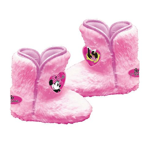 Zapatillas bota Minnie Disney Pretty Shoes