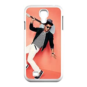 I-Cu-Le Customized Bruno Mars Pattern Protective Case Cover Skin for Samsung Galaxy S4 I9500
