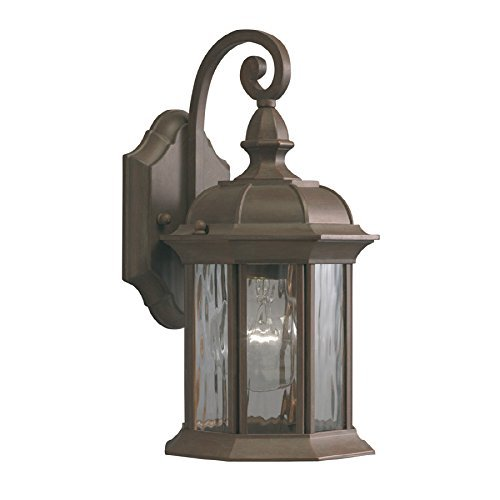 allen + roth Bellwood Olde Brick Outdoor Wall Light - Bellwood Collection
