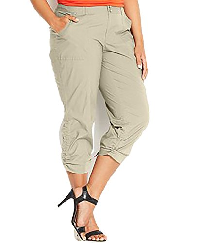 Ruched Cargos - 3
