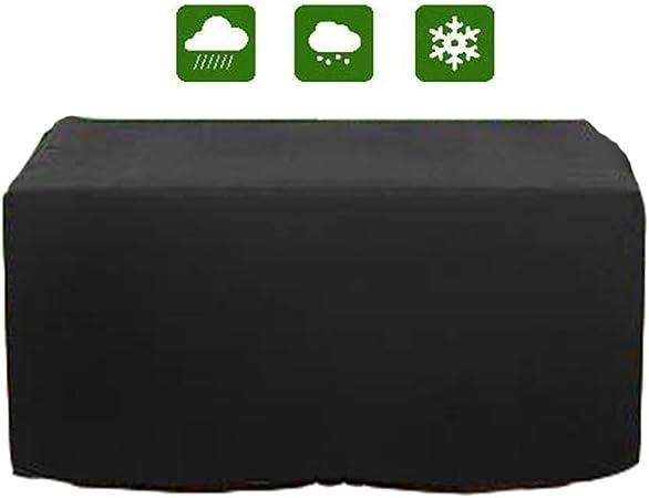ASDFGHT Fundas De Muebles Mobiliario Protectora Mesas Impermeable Muebles Jardín Utilizado for Mesa De Centro Muebles De Terraza, A Prueba De Polvo Anti-desvanecimiento, 2 Colores Tamaño Personalizabl: Amazon.es: Hogar