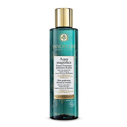 Sanoflore Aqua Magnifica Skin Perfecting Botanical Essence By Sanoflore for Women - 6.76 Oz Toner, 6.76 ()