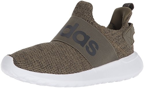 adidas Men's Lite Racer Adapt Running Shoe, Dark Cargo/Carbon, 7 M ()