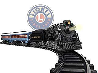 Lionel The Polar Express Battery Train Set Ready to Play w/ Remote (B01C35QC4W) | Amazon Products