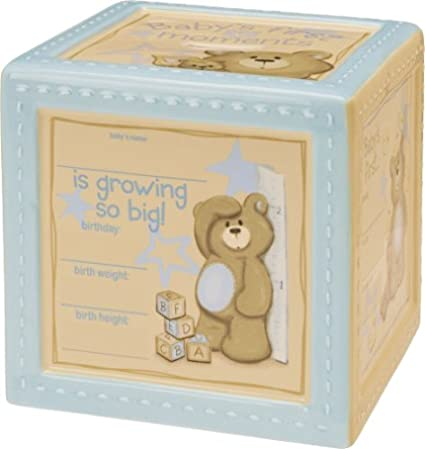 De la colección de placa personalizable en inglés para los peluches de oso dentro de un