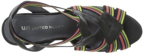 Nude Sandal United Venus Mix Dress Bright Women's Mid 7TpdTw