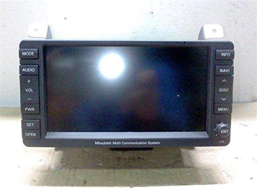 三菱 純正 デリカD5 CV系 《 CV5W 》 マルチモニター P71000-17017223 B076PKXSYX