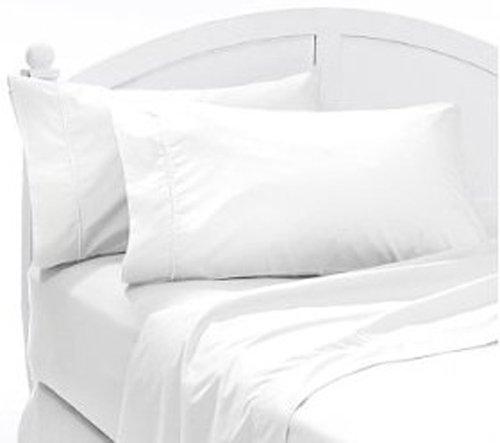 Aunt Martha's 2-Pack Standard Size Pillowcases, White
