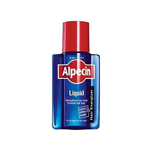 液体(200)中 x4 - Alpecin Liquid (200ml) (Pack of 4) [並行輸入品] B0727R5L6R