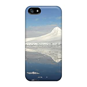 First-class Case Cover For Iphone 5/5s Dual Protection Cover Gerlache Strait