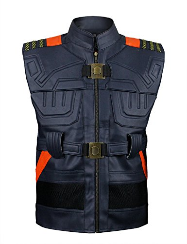 Erik Killmonger Vest | Black Panther Vest | Michael B Jordan Vest by UGFashions