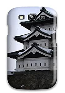 Hot New Cute Funny Japanese Architecture Case Cover/ Galaxy S3 Case Cover 3025638K36297231