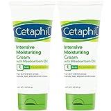 Cetaphil Intensive Moisturizing Cream – 3 oz – 2 pk