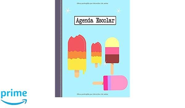 Agenda Escolar: Planificador de Estudios Diario Samanal y ...
