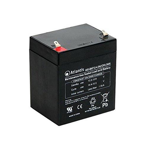7 opinioni per Atlantis Land A03-BAT12-4.5A- UPS batteries (Sealed Lead Acid (VRLA), Black)