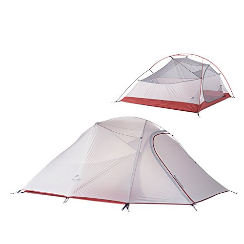 Naturehike 3 Person Outdoor Camping Double-layer Tent Ultralight Waterproof Tent