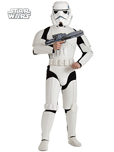 Star Wars Costumes Canada (Rubie's Stormtrooper Adult Deluxe Costume)