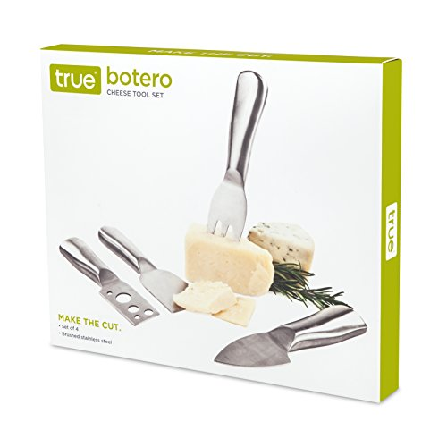 True Fabrications 4 Piece Cheese Tools Set