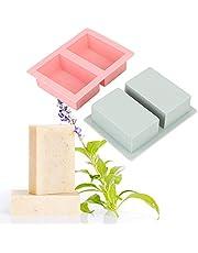 iTimo DIY Handmade Soap Cake Mold, Fondant Chocolate Candy Mould, Silicone