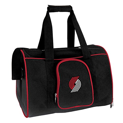 Denco NBA Portland Trail Blazers Premium Pet Carrier by Denco