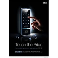 Samsung Digital Door Lock SHS-1321 security EZON keyless