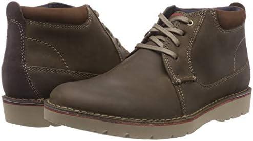 Clarks Vargo Mid Zapatos de Cordones Derby para Hombre