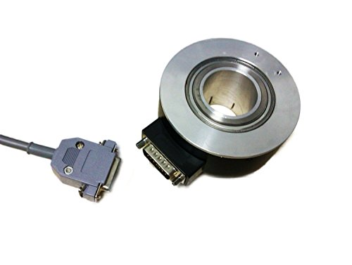 CALT 90mm Hollow Shaft Rotary Encoder 1024PPR Line Driver Output by Calt