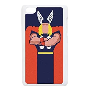iPod Touch 4 Case White Thor Odinson God of Thunder Cppag