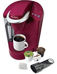Keurig K45 Elite Brewing System, Rhubarb Advantages