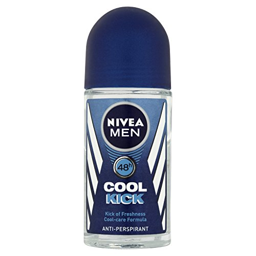 Nivea Cool Kick Anti-perspirant Deodorant Roll-On, 50ml