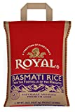 Royal White Basmati Rice, 20 Pound