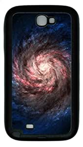 new cases cosmic starburst TPU Black case/cover for samsung galaxy N7100/2