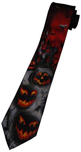Jerry Garcia Neck Tie Extra Long XL Collection 60 Demon (Jerry Garcia Halloween Ties)