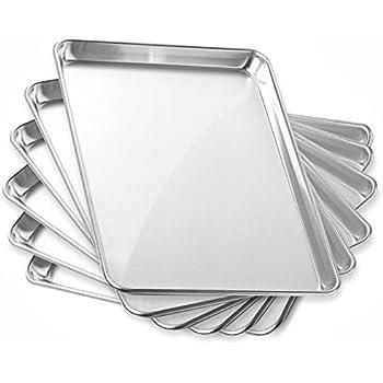 Amazon Com Tiger Chef Half Size Aluminum Sheet Pan