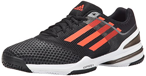 Adidas Performance Men's Sonic Rally Tennis Shoe - Black/...