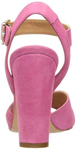 Love Moschino Fuchsia Bit Women's Sandal Dress Horse Platform q1xRgZwqr