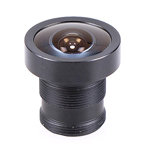 Vanxse 2.1mm 150 Degree Fish Eye CCTV Camera Lens Wide Angle M12 MTV Fisheye Lens For Surveillance Camera Security System